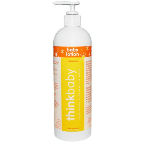 Think, Thinkbaby, Baby Lotion, 16 fl oz (473 ml) Review