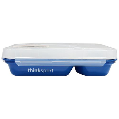 Think, Thinksport, GO2 Container, Blue, 1 Container Review