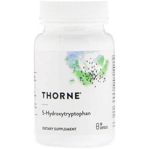 Thorne Research, 5-Hydroxytryptophan, 90 Capsules Review