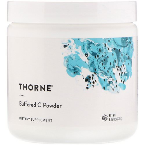 Thorne Research, Buffered C Powder, 8.15 oz (231 g) Review