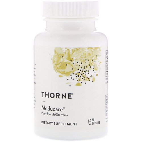 Thorne Research, Moducare, 90 Capsules Review