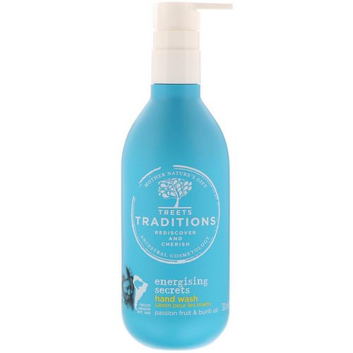 Treets, Energising Secrets, Hand Lotion, Passion Freshness, 10.14 fl oz (300 ml) Review