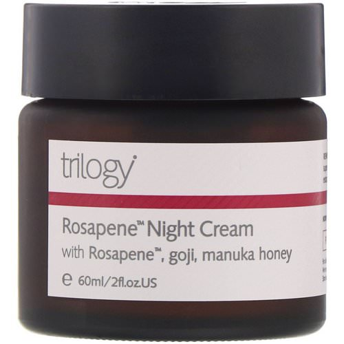 Trilogy, Rosapene Night Cream, 2 fl oz (60 ml) Review