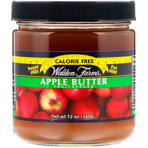 Walden Farms, Apple Butter, Fruit Spread, 12 oz (340 g) Review