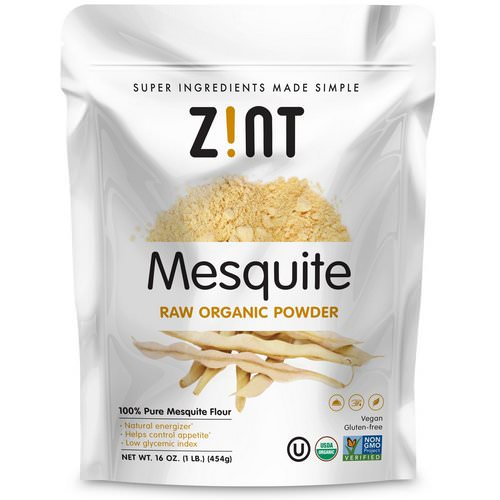 Zint, Mesquite Raw Organic Powder, 16 oz (454 g) Review